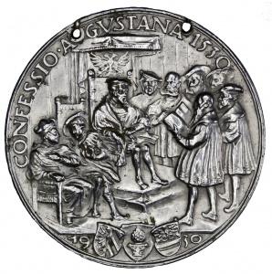Lectura de la Confesión de Augsburgo