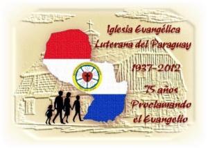 Logo de la Iglesia Evangélica Luterana del Paraguay
