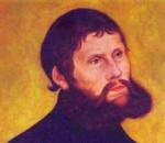 Lutero como el Caballero Jorge